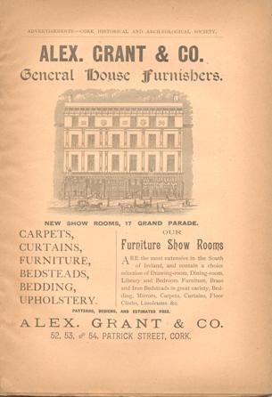 Alexander Grant & Company, JCHAS 1892