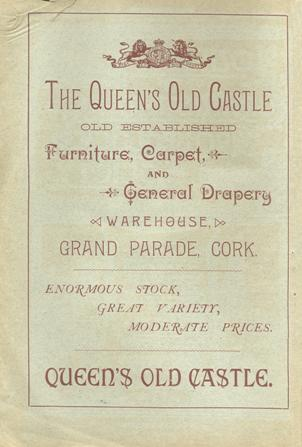 Queen's Old Castle, JCHAS 1893