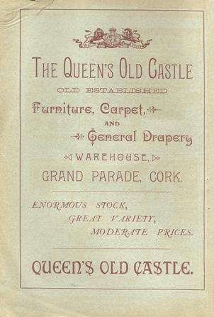 Queen's Old Castle, JCHAS 1893
