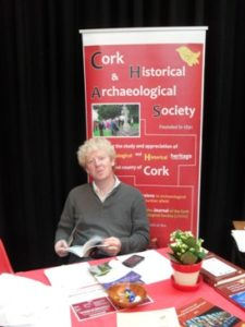 CHAS stand, Celebrating Cork Past Exhibition 2016