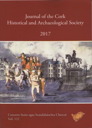 2017, JCHAS cover, Volume 122